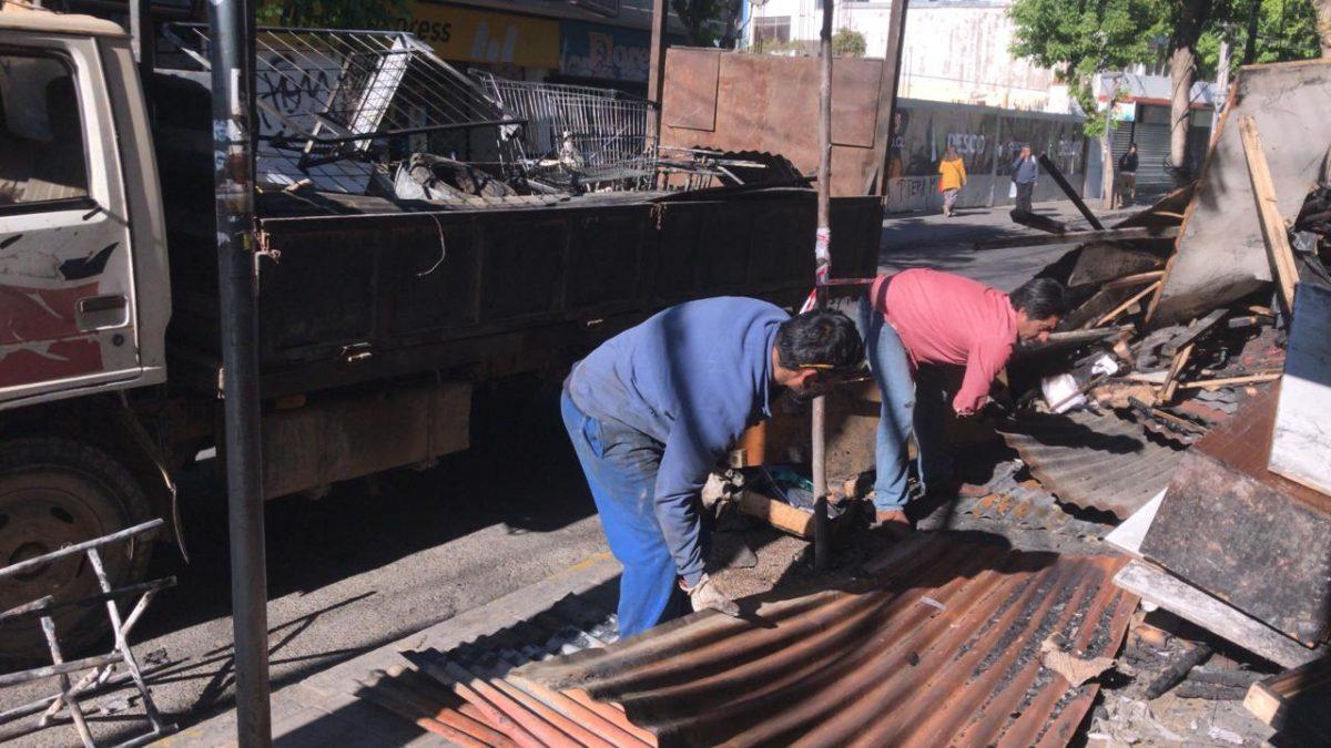 Equipos Municipales de Quilpué trabajan en terreno
