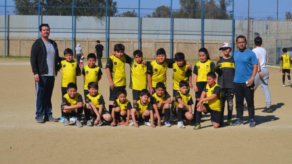 Club Juventud Santa María de Recreo disfruta de su madurez