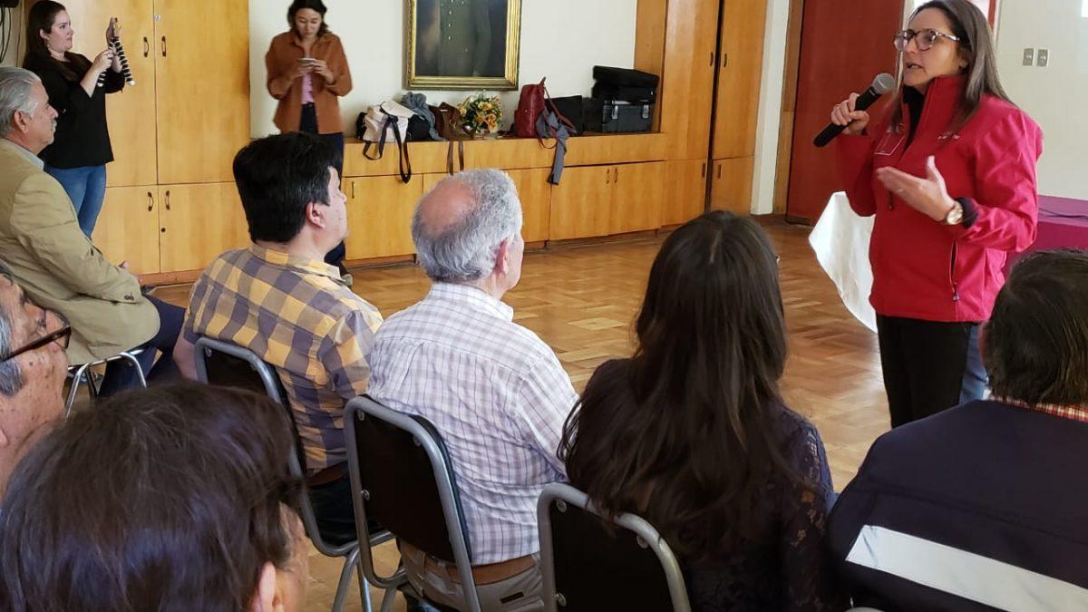 Inéditas sesiones de S.T.O.P. Vecinal dejan positivo balance en la Provincia de Valparaíso