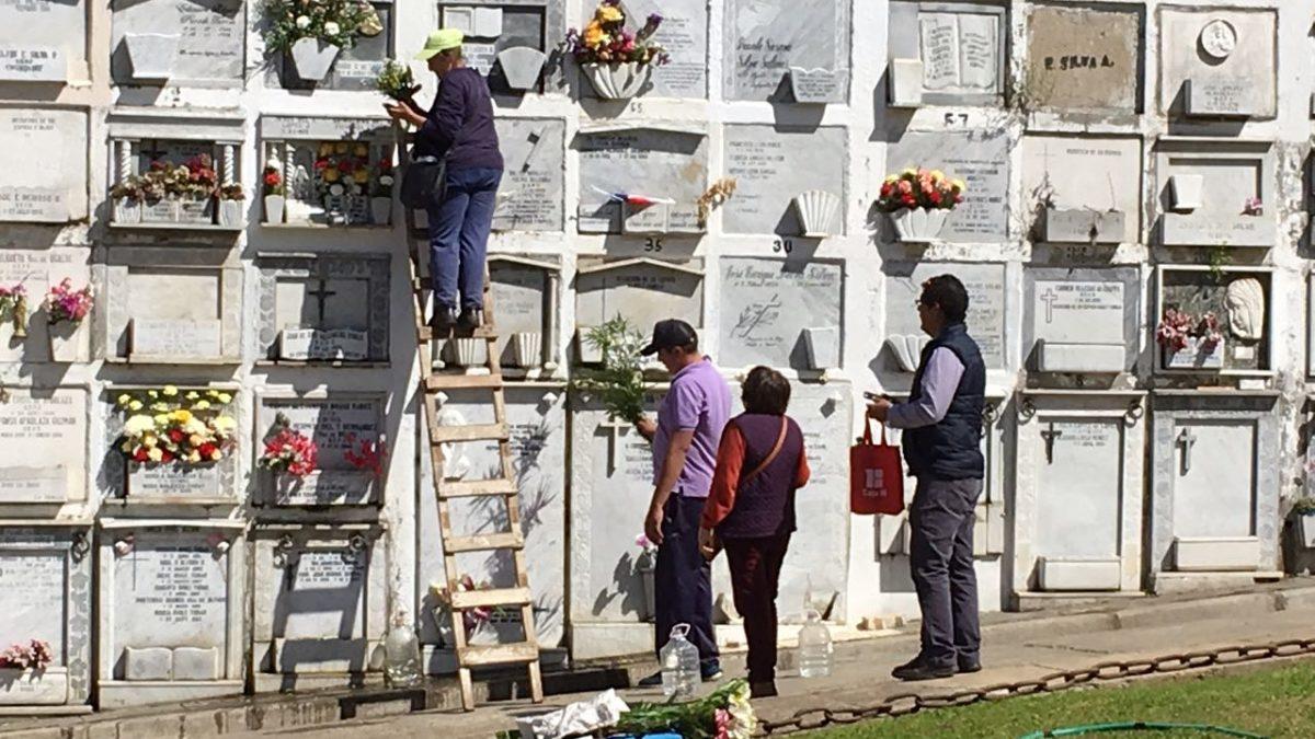Cementerio Santa Inés funcionará normalmente este 01 de Noviembre