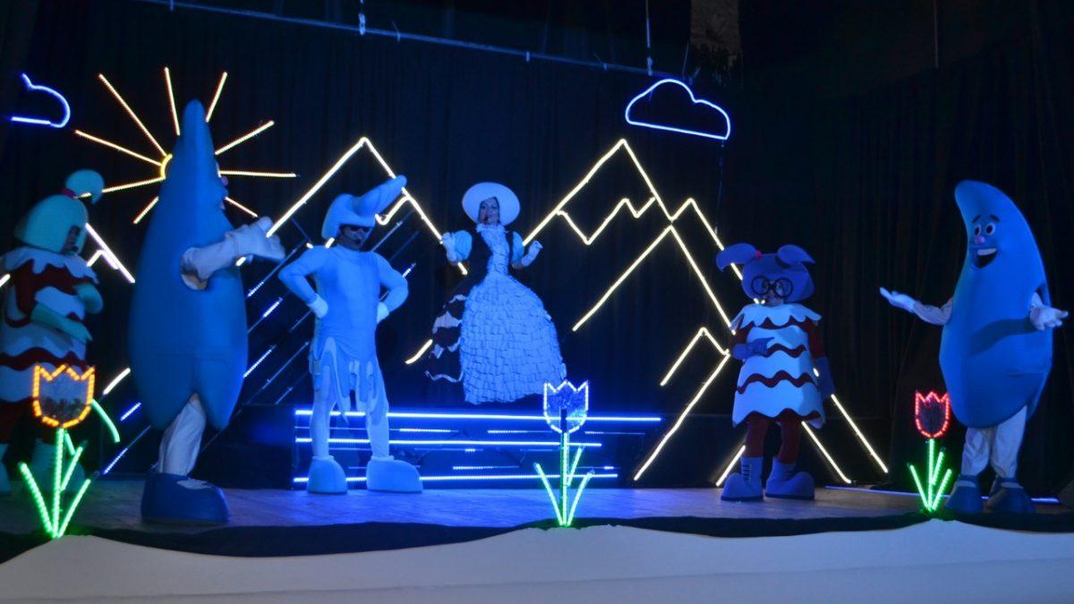 Esval estrena obra de teatro que incentiva  el uso responsable del agua en los niños