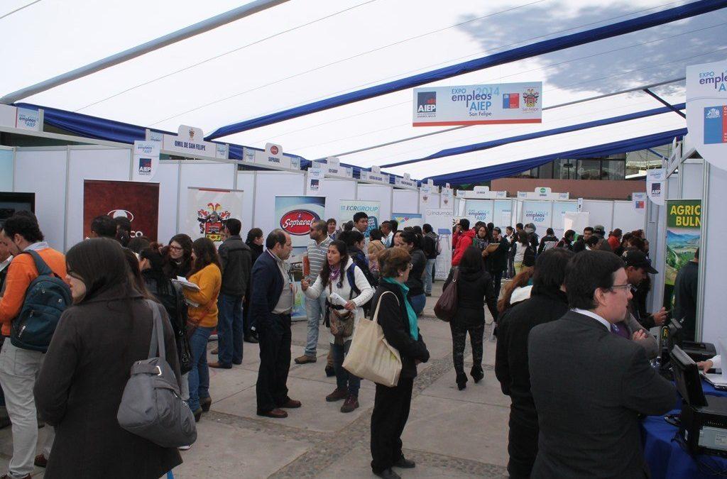 Expo Empleo 2019 ofrecerá más de mil oportunidades laborales