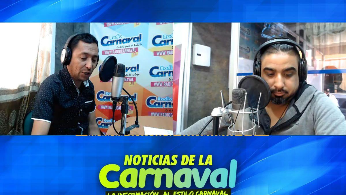 Noticias 16 Octubre – Radio Carnaval Antofagasta