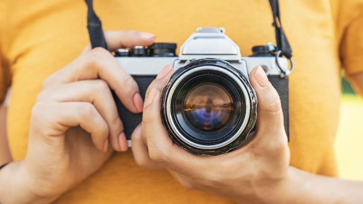 Programa de la juventud y Senda Previene de Calle Larga lanzan Taller de fotografía para jóvenes de la comuna