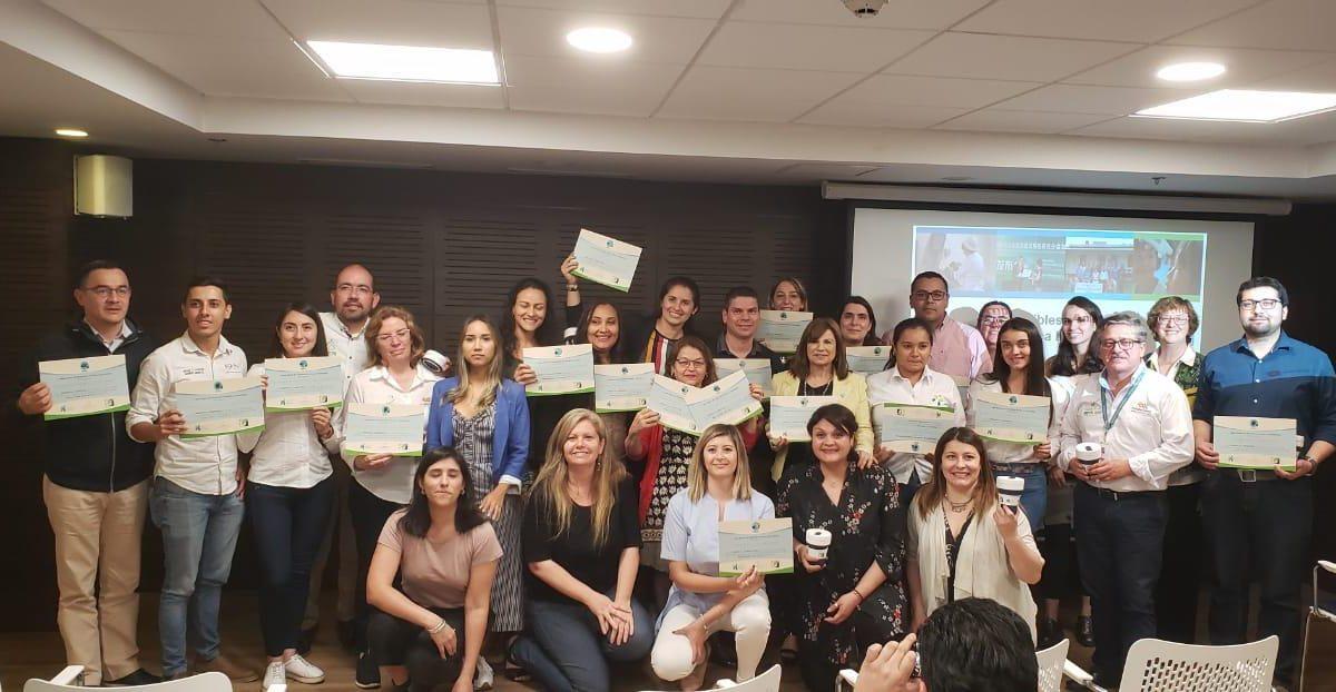 Hospital Van Buren recibe reconocimiento internacional por Reducir Huella de Carbono