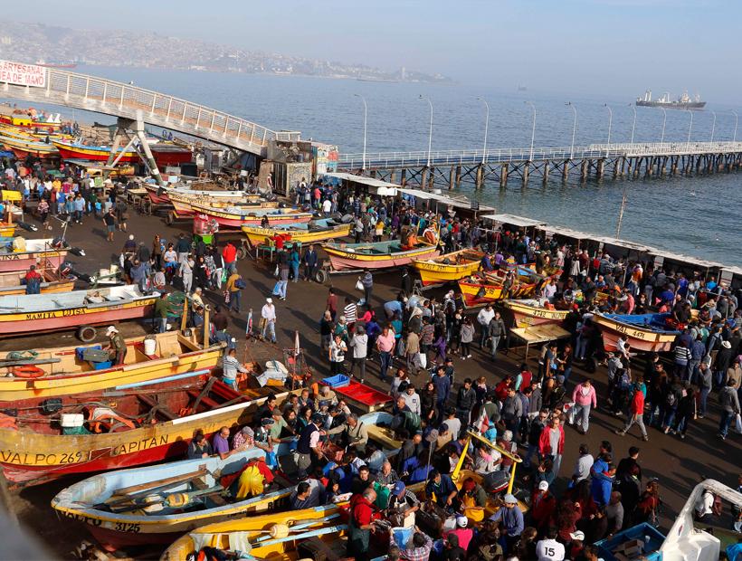 Pescadores artesanales realizarán Cabildo en Caleta Portales