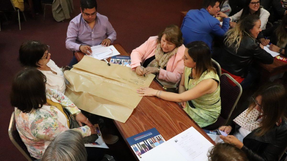 Seremis de Gobierno y Desarrollo Social inician en Valparaíso el proceso regional de diálogos ciudadanos