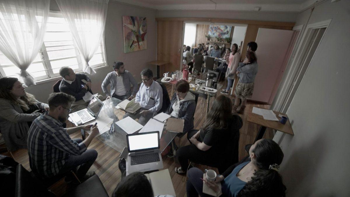 """""""Primer Diálogo por un Nuevo Pacto Social"""" reúne a representantes de organizaciones sociales de la región."""