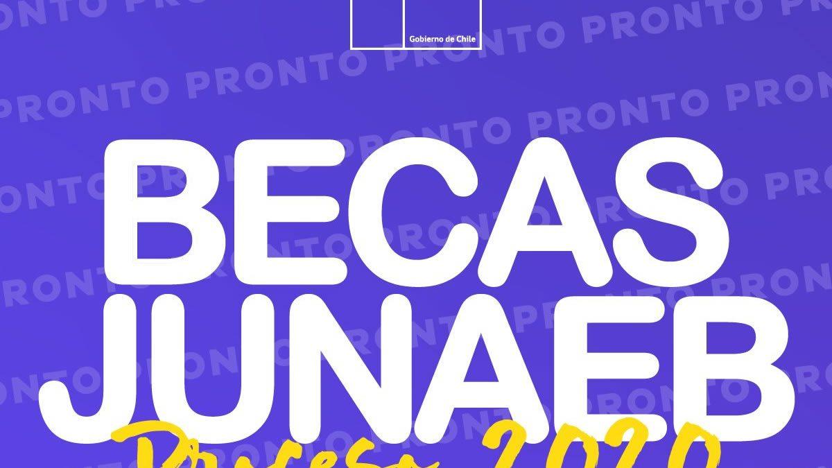 Becas Junaeb 2020: Parte proceso para postular o renovar los beneficios