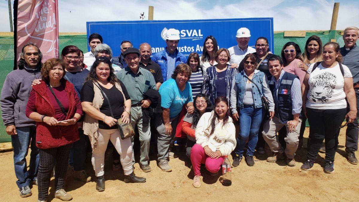 Campamento más grande de Chile contará con  agua potable en los próximos meses