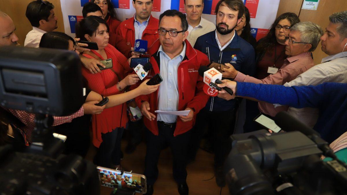 En la primera semana de Enero familias damnificadas del incendio en Valparaíso recibirán los bonos de arriendo.