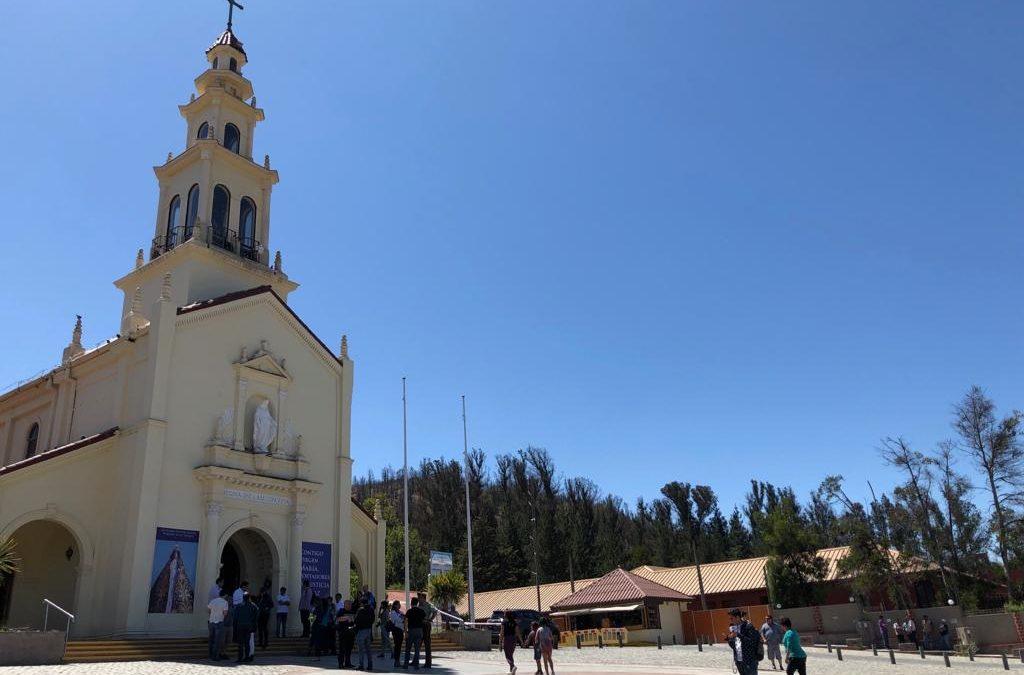 Autoridades detallan el plan de contingencia para la Peregrinación a Lo Vásquez