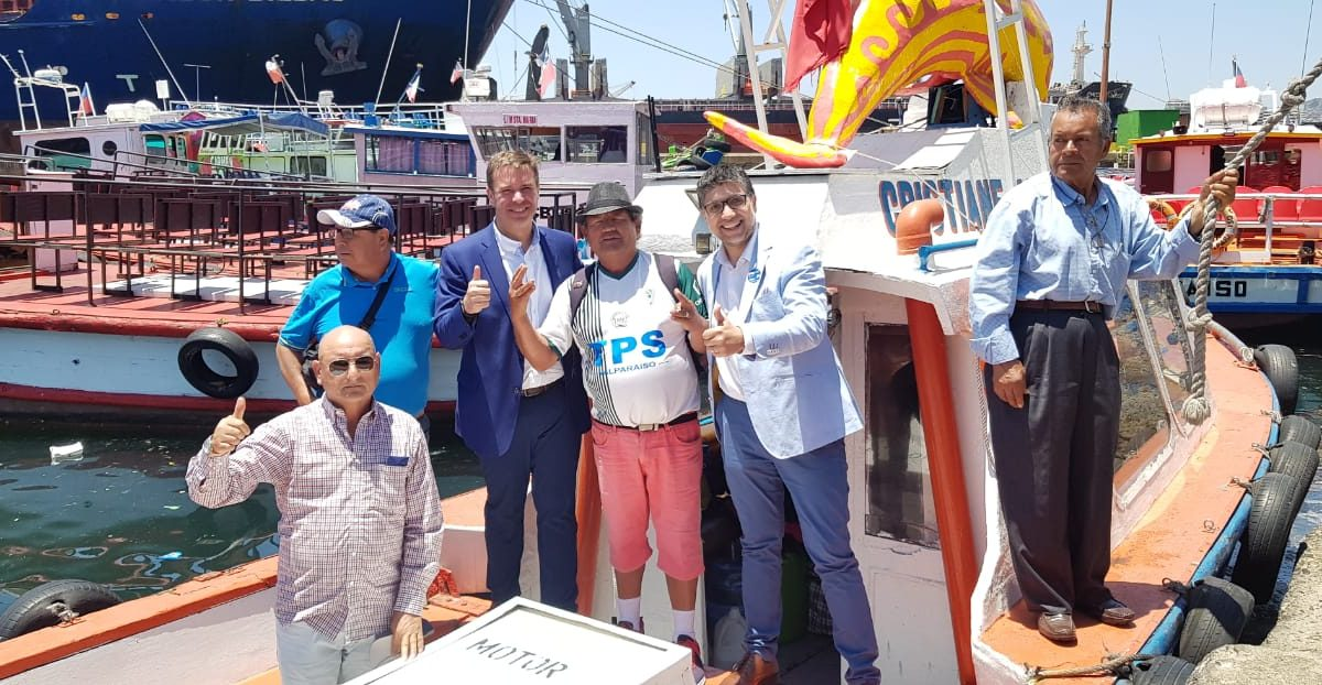 Graves pérdidas acusan lancheros de Muelle Prat: hasta 90% menos de turistas tras estallido social