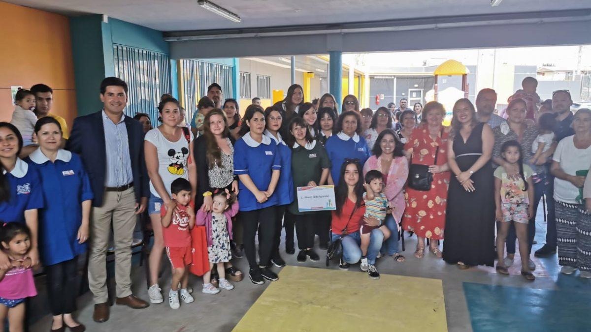Comunidad de Belloto Sur elige nombre para nuevo jardín infantil de la JUNJI