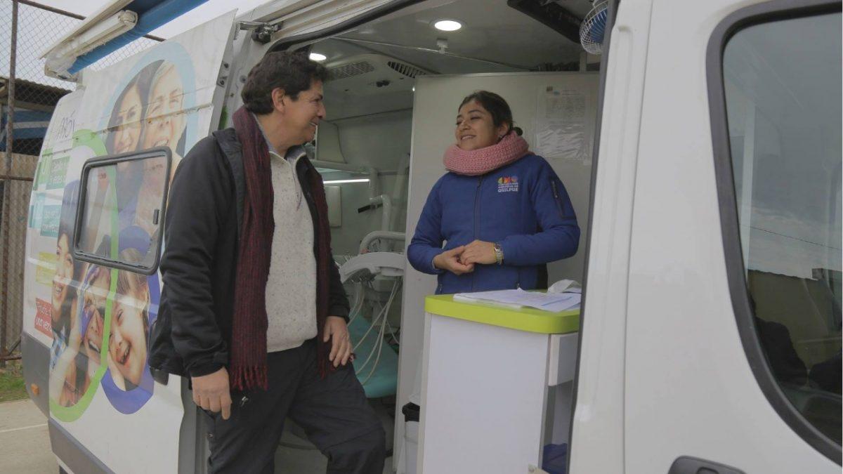 Salud Municipal de Quilpué fortalece trabajo en los barrios de la comuna