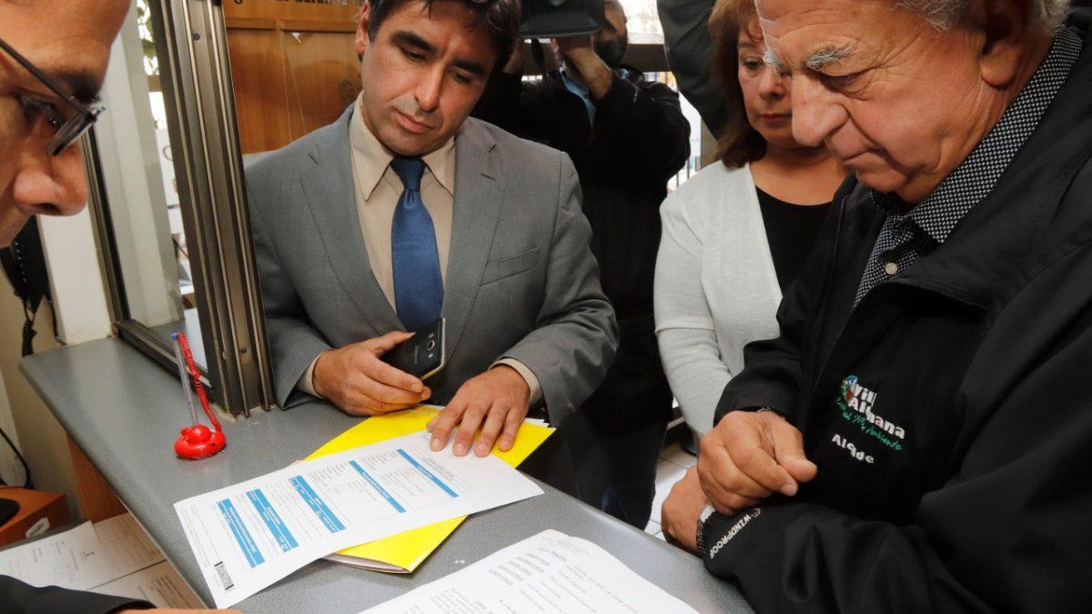 Municipio de Villa Alemana envía a aislamiento a funcionarios adultos mayores, crónicos y embarazadas.