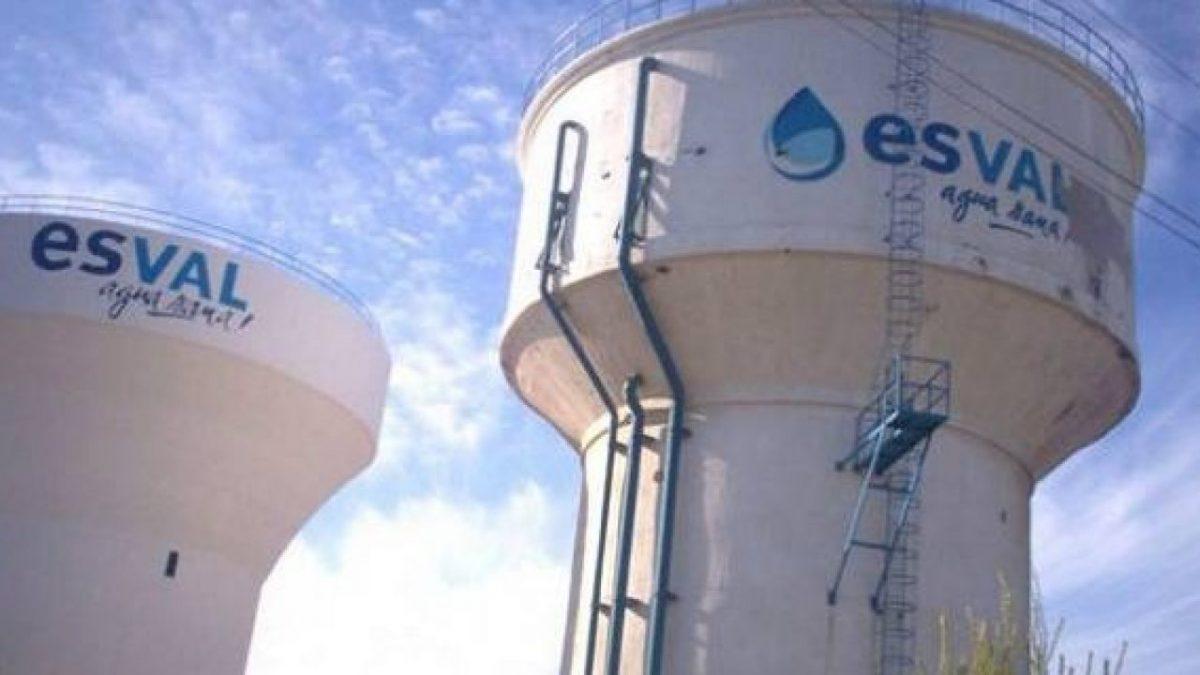 Esval pone en marcha Plan Especial de apoyo para Pymes afectadas por crisis sanitaria