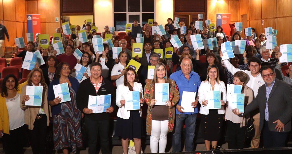 Seremi de Gobierno realiza lanzamiento regional de Fondo de Fortalecimiento de Organizaciones de Interés Público 2020
