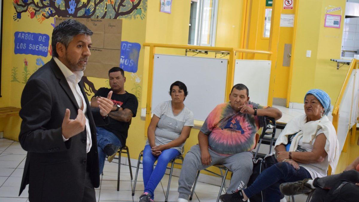 Ministerio de Desarrollo Social y Familia presenta protocolos para prevenir propagación del COVID-19 en sus centros y servicios