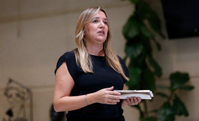Diputada Hoffmann (UDI) lamenta criticas a la nueva Ministra de la Mujer Macarena Santelices antes de asumir en el cargo