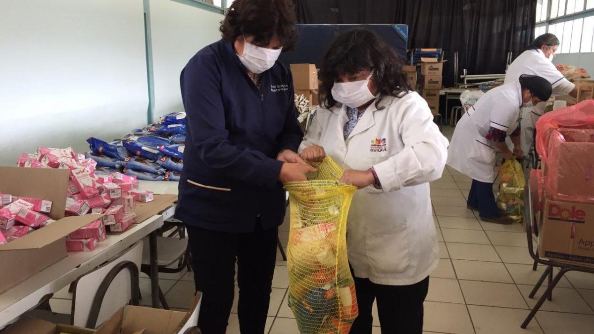 Educación Municipal de Quilpué continúa plan de acción y prevención frente al Coronavirus