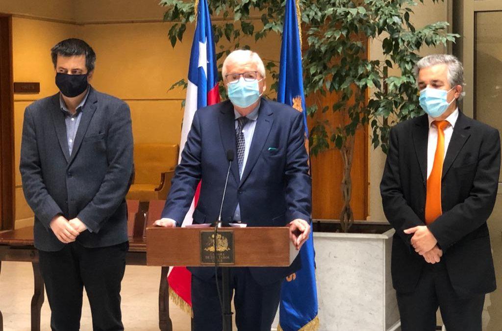 Parlamentarios, Alcaldes, Cores y representantes de la salud insisten en pedir cuarentena en la Región de Valparaíso