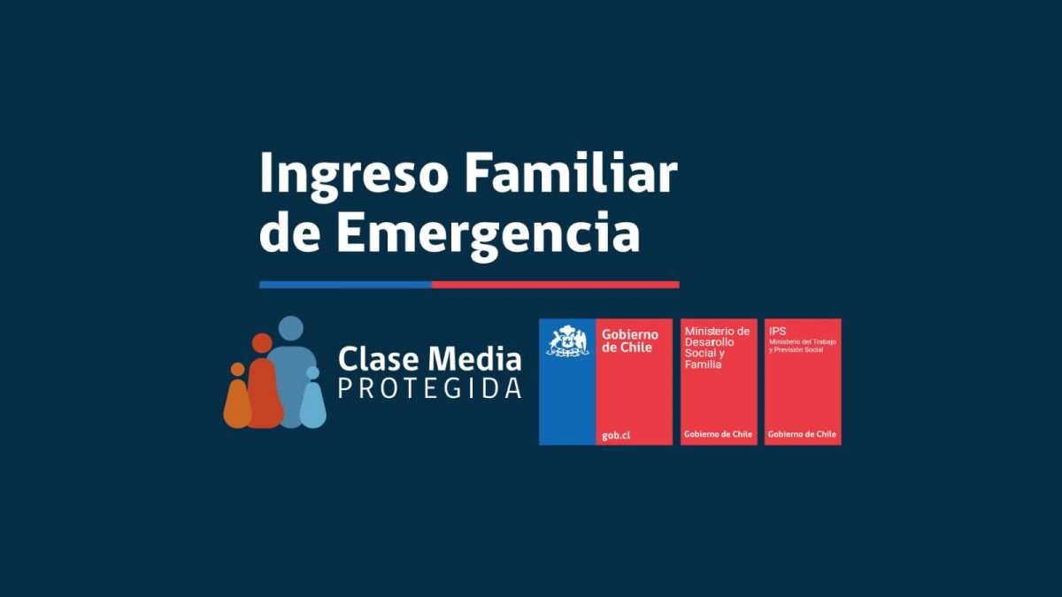 Ingreso Familiar de Emergencia: ¿Cómo postular al beneficio?