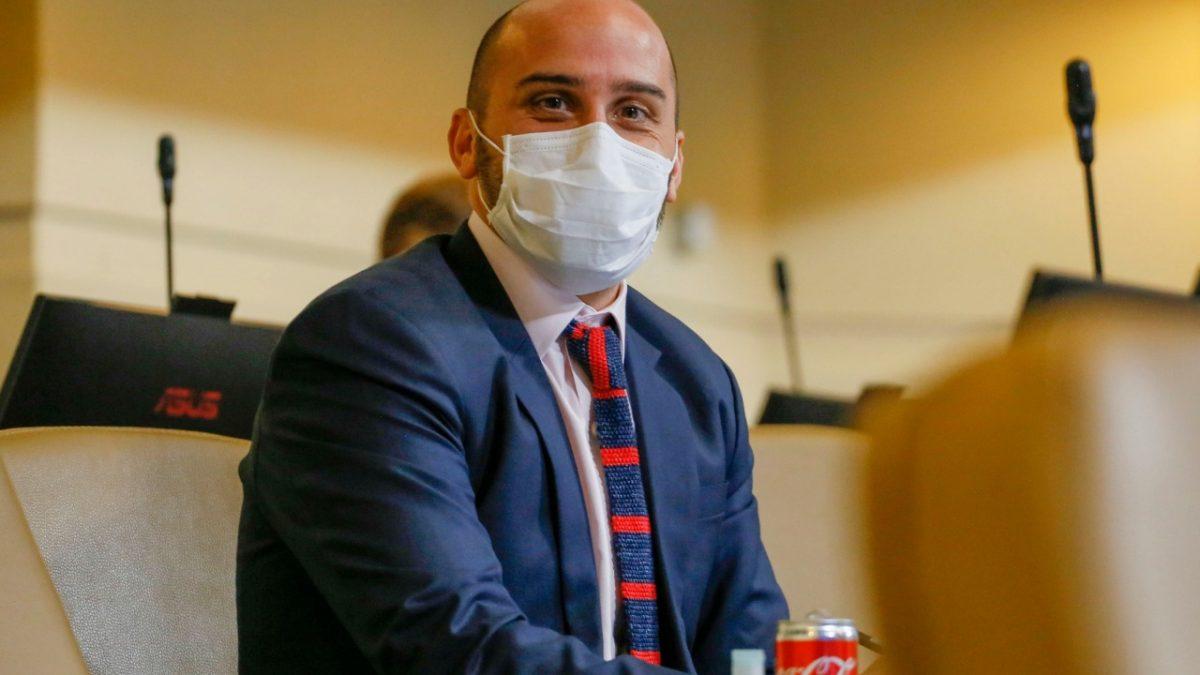 Diputado Longton oficia a la Superintendencia de Medio Ambiente por falta de sanciones a casi 2 años de los graves episodios de contaminación en Quintero y Puchuncaví