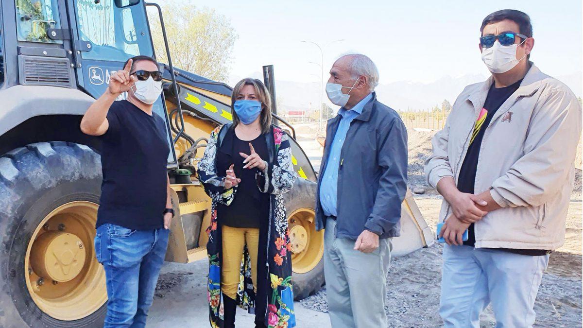 Municipio de San Felipe y Serviu anunciaron comienzo de la licitación para la ampliación a cuatro pistas de avenida Michimalongo