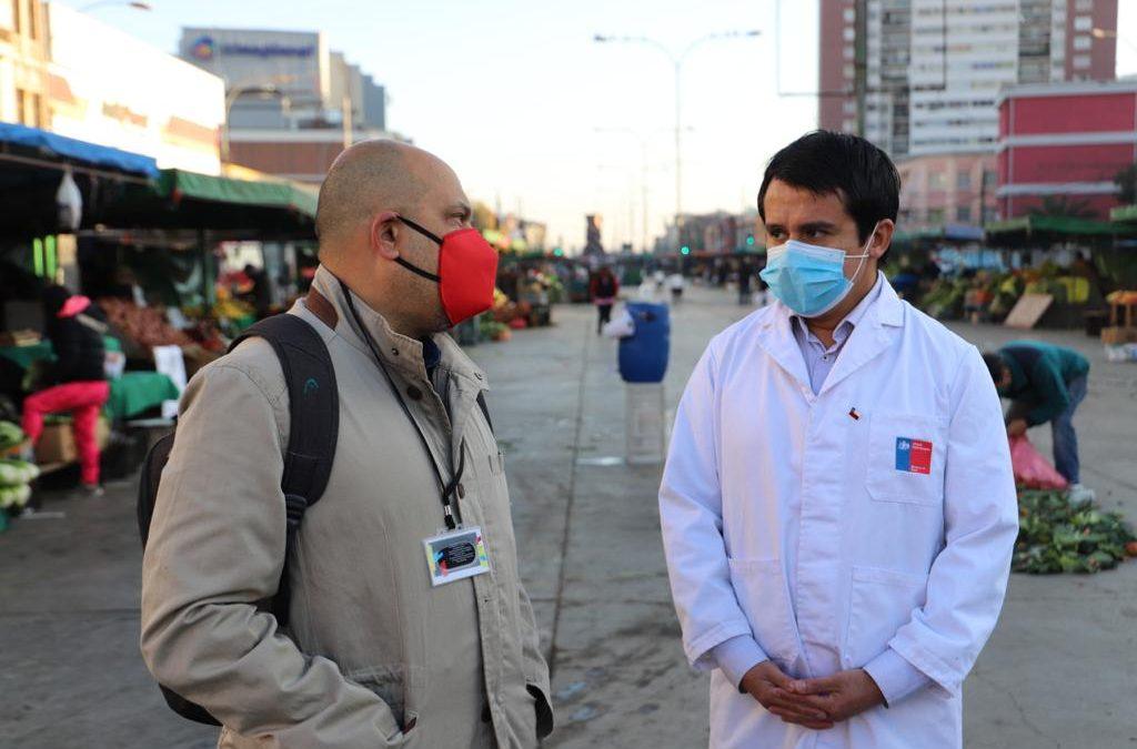 Seremi de Salud pone en marcha plan comunal para control de avance de COVID – 19