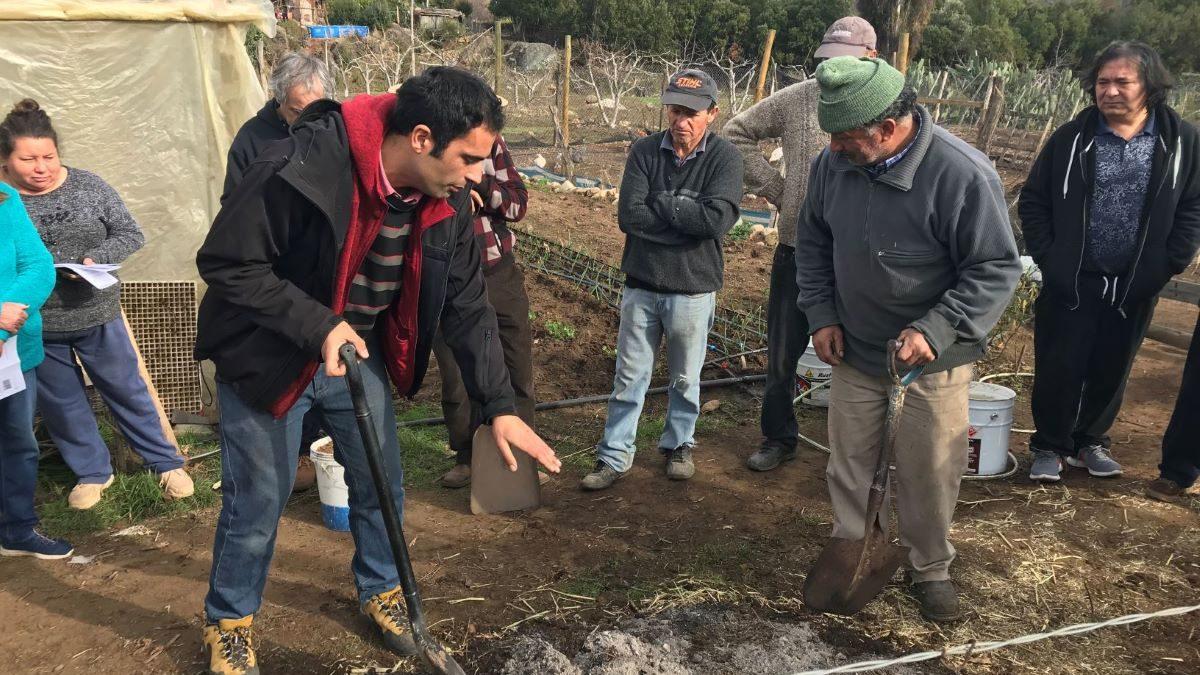 UPLA e INDAP apoyarán a 133 pequeños productores agrícolas de Quilpué