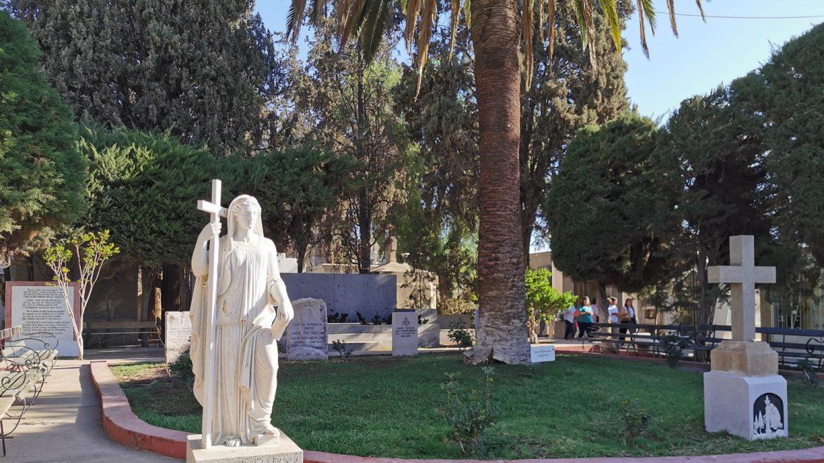 Cementerio Municipal vuelve a funcionar sólo de lunes a viernes