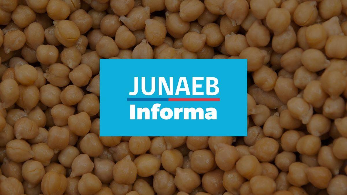 Junaeb exige retiro inmediato de legumbres en mal estado en el valle de Aconcagua