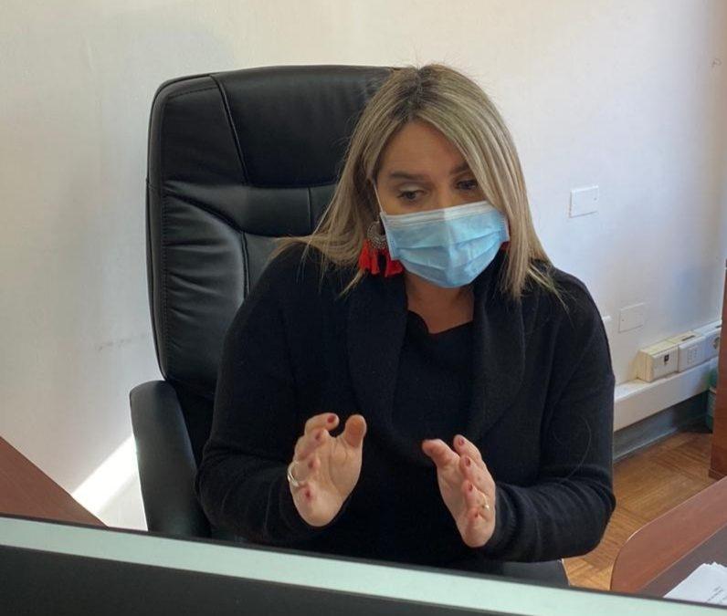 """Gobernadora de Marga Marga y Plan """"Paso a Paso"""": """"La colaboración de la ciudadanía es primordial."""""""