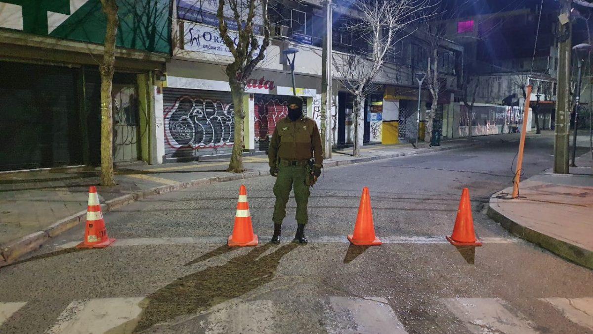 Se refuerzan medidas de control y seguridad en el centro de Quilpué por retiro de fondos de la AFP
