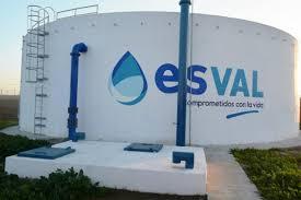 Obras de regulación de agua potable de Esval optimizarán el servicio en más de 1.000 hogares