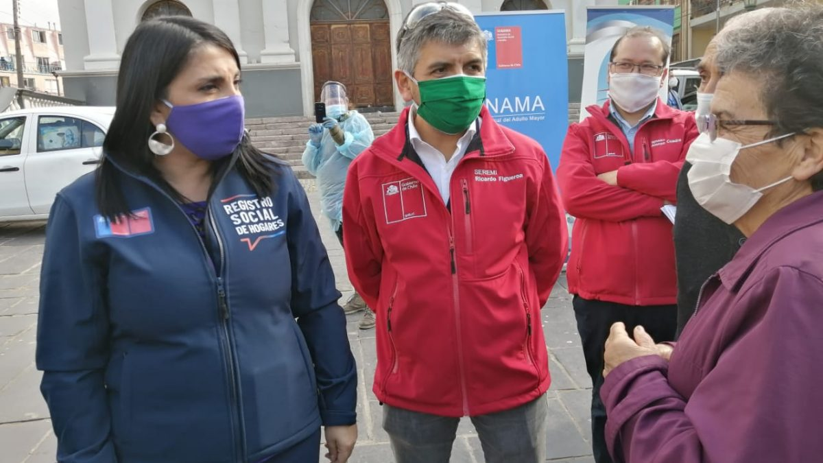 Valparaíso: entregan recursos a voluntariado de Iglesia La Matriz para ir en ayuda de personas mayores del sector