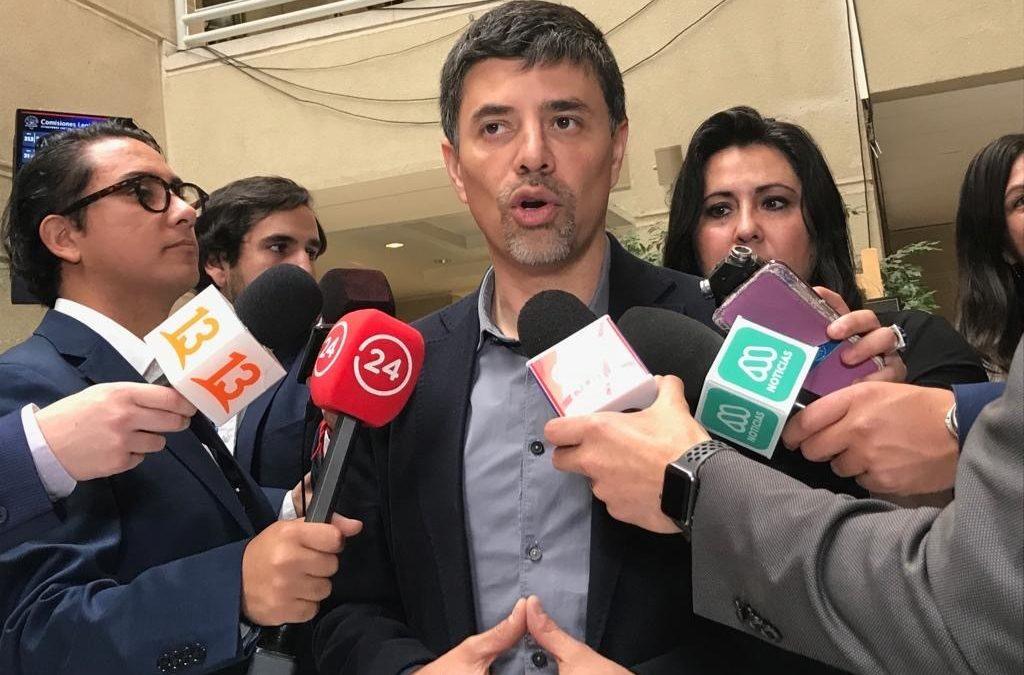 Diputado Marcelo Díaz sugiere implementación de un Mapa Vecinal de Detección del Delito en las comunas de su distrito