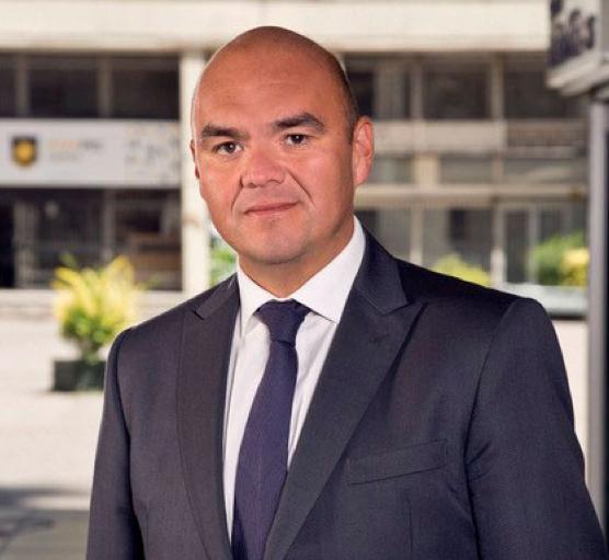 El abogado de defensa deudores Ricardo Ibáñez conversó hoy con Carnaval