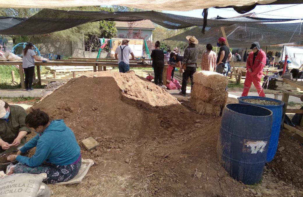 Villa Alemana construye su primera sede vecinal sustentable