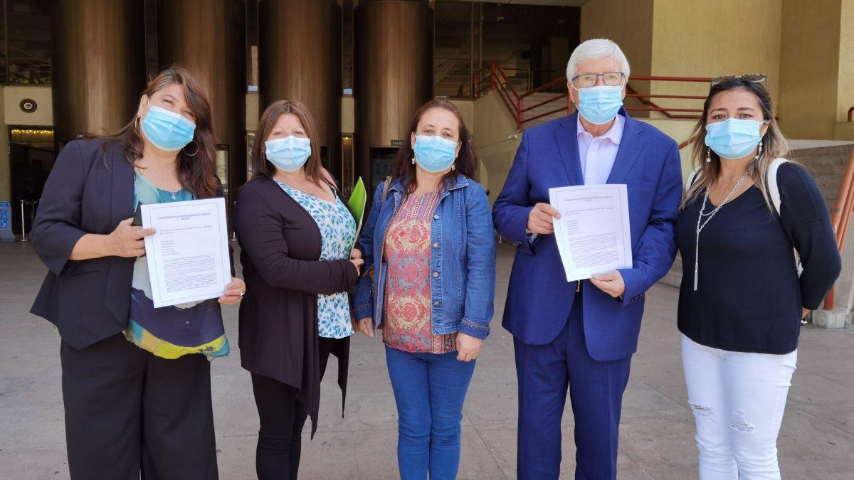 Diputado González pidió a Junaeb proteger derechos de las manipuladoras de alimentos tras resolución del Tribunal de la Libre competencia que afecta beneficios adquiridos
