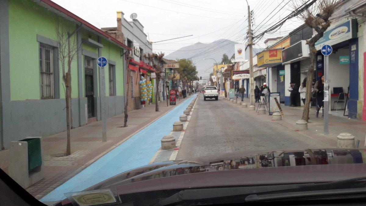 ACONCAGUA: Escaza infraestructura de ciclovías en el Valle del Aconcagua preocupa a usuarios y expertos