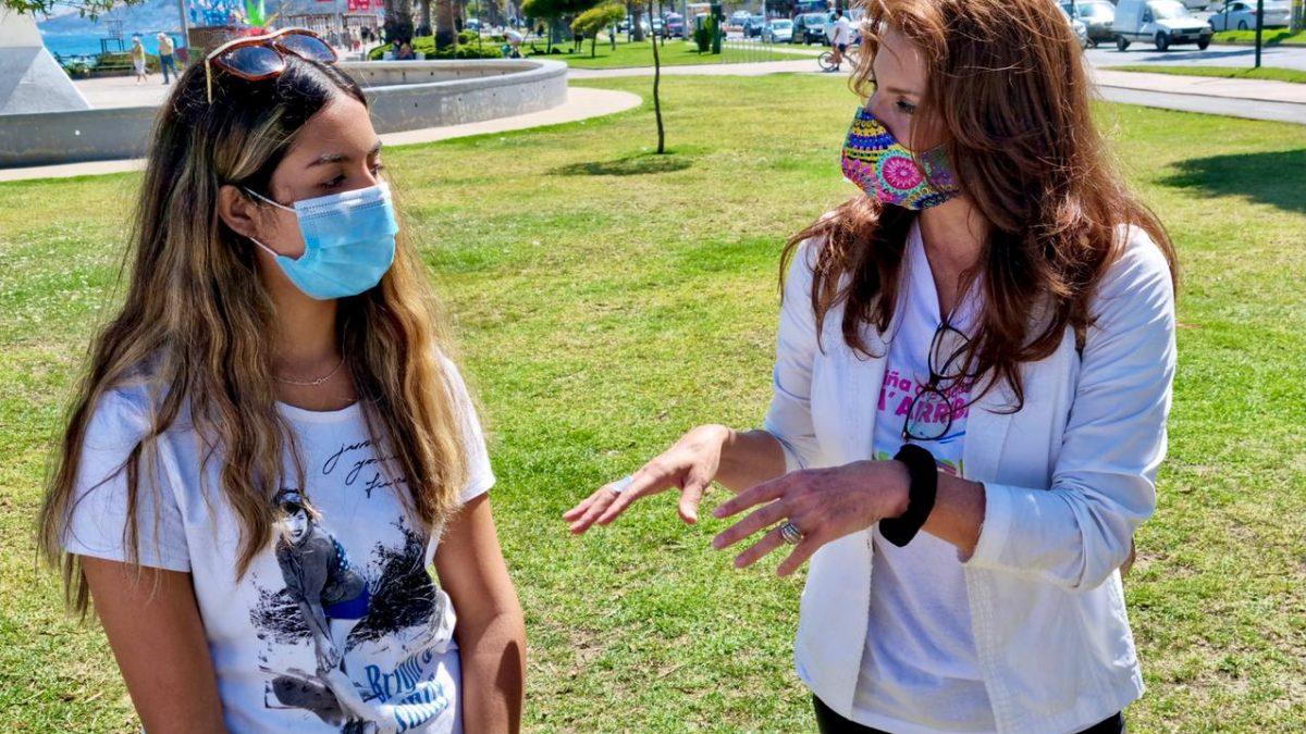 Viña del Mar: Andrea Molina pide cierre de calles entre las Salinas y Reñaca los fines de semana durante banda horaria elige vivir sano