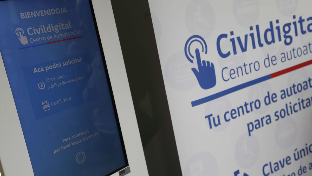 No es necesario ir al Registro Civil: Los cinco pasos para obtener una Clave Única en línea