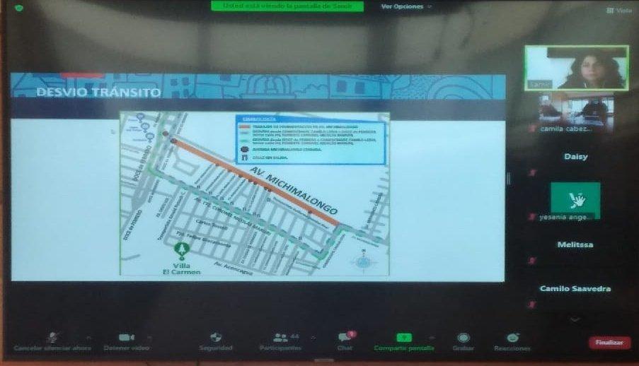 Avenida Michimalongo:  2 kilómetros serán renovados con doble vía y moderna infraestructura para sanfelipeños