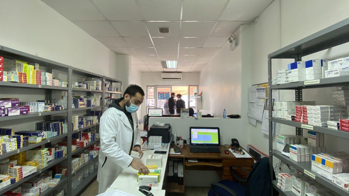 Farmacia Comunitaria de Los Andes incorpora nuevos productos a su arsenal de medicamentos