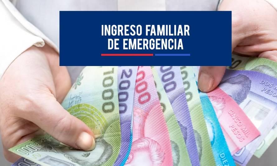 Pago del IFE de mayo: este miércoles se realiza la entrega de dinero de forma presencial
