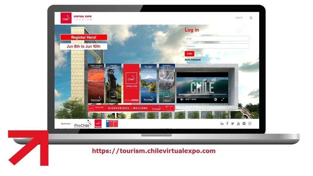 """La Región de Valparaíso está presente en """"Chile Virtual Expo Tourism"""": la primera feria digital multimercado para reactivar el turismo"""