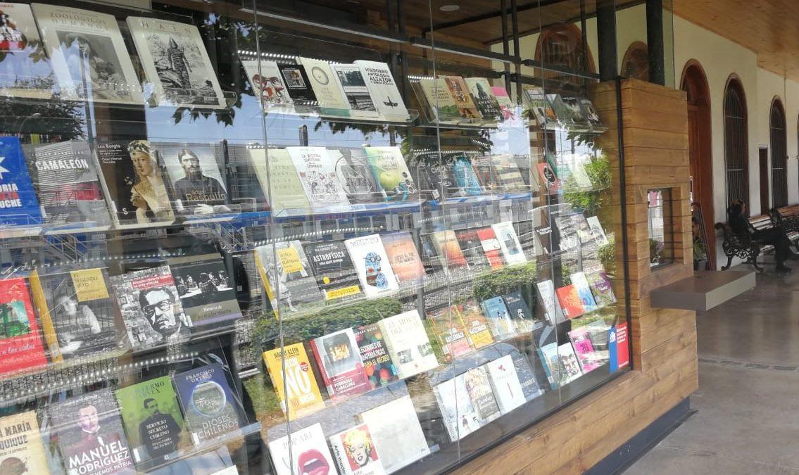 Reapertura de Bibliometro en las estaciones Limache y Puerto trae novedades literarias a los pasajeros y la comunidad