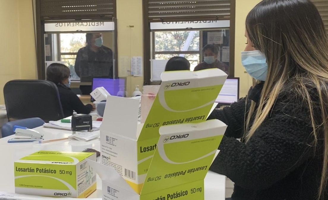 Farmacia de Cesfam Centenario no atenderá público entre 08:00 y 16:00 horas del viernes 30 de julio